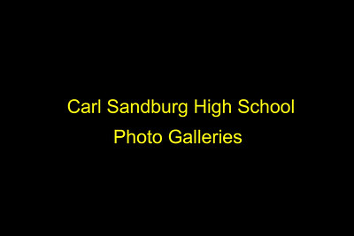 SANDBURG HIGH SCHOOL