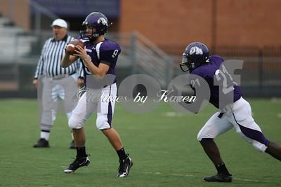Southside JV vs Fayetteville 10-5-09
