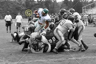 2005 Green White Scrimmage 08-20-05