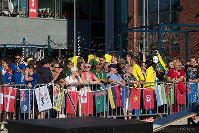 IAAF World U20 Championships Tampere, Day 0