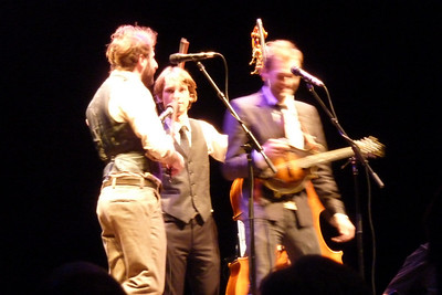 Punch Brothers - Austin - 9/10/2010