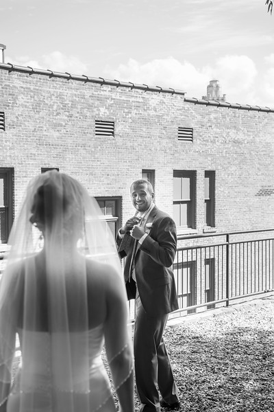 Tina and Joseph WEDDING DAY!