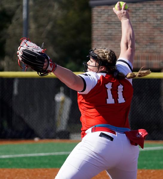 Womens Softball vs. Robert Morris University
