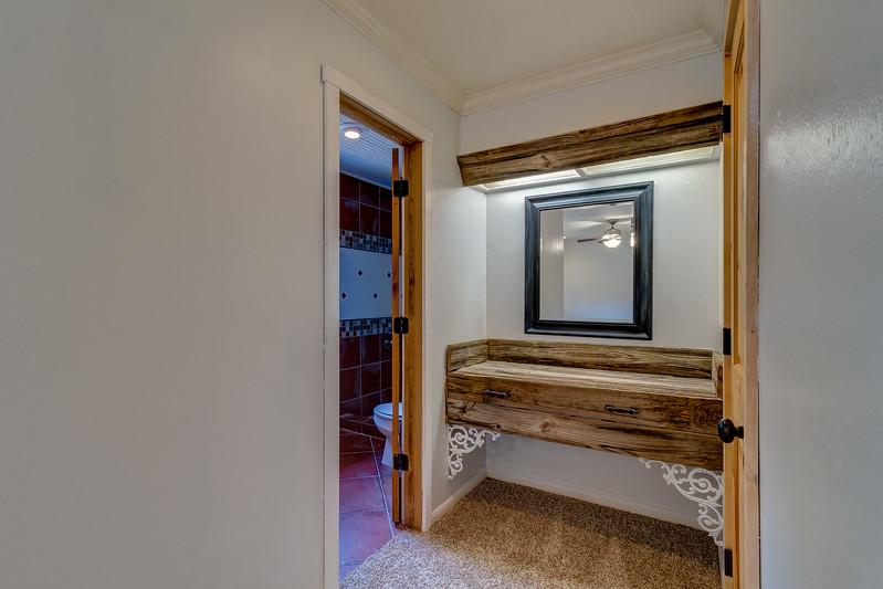Bedroom 3 Vanity