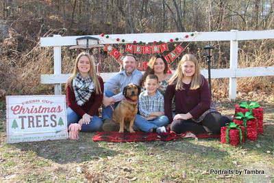Genge Family December 2017