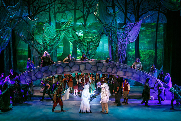 The Chronicles of NARNIA, A Musical Based on C.S. Lewis' 'The Lion, The Witch and The Wardrobe, Summer 2013