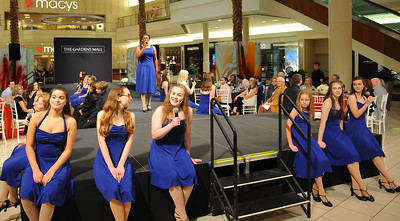 2018 Gala Launch Party at the Gardens Mall 11.5.17