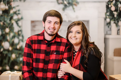 Hannah & Hunter Christmas 2019