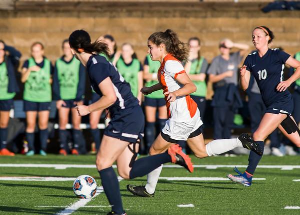 Women's Soccer vs Wheaton 10.7.17