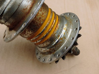 Bendix Two Speed Automatic Hub