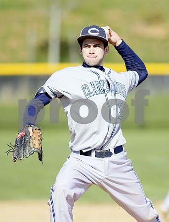 Clarksburg @ Magruder Var Baseball 2015