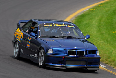 Mark Taylor's E36 M3 Track Car