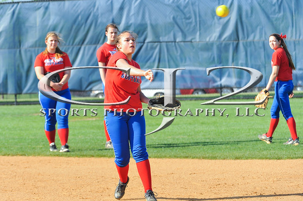 5-23-2014 Park View at Woodgrove Softball (Varsity)