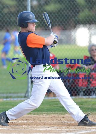 Delmar Varsity Baseball vs Smyrna