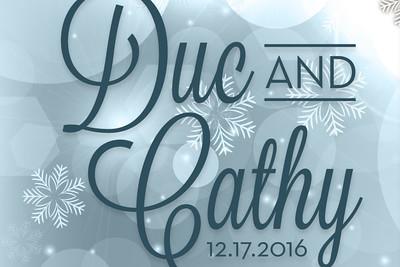 Duc & Cathy 12/17/16
