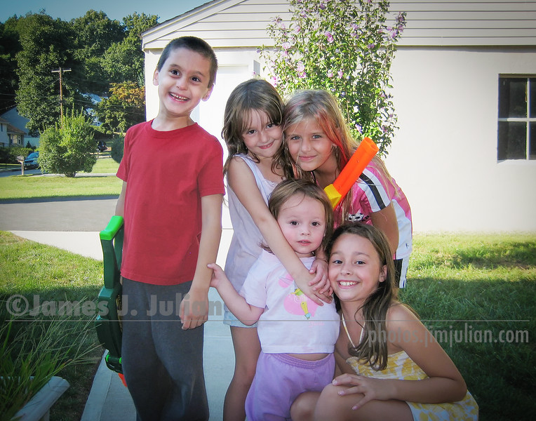 Last Day of Summer in the Neighborhood 2010
