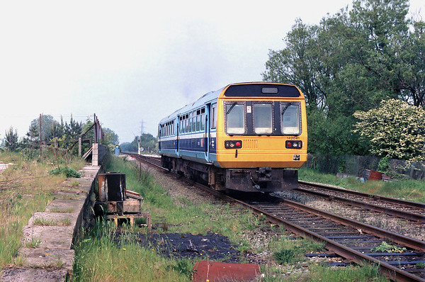 22nd May 1992: Southport and Rufford