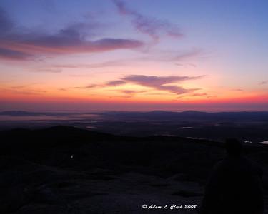 Sunrise 09-25-2008 Climb