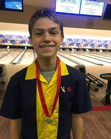 2019 SO Winter State Games Bowling