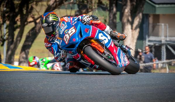 2017 Moto America Round 7 Sonoma CA