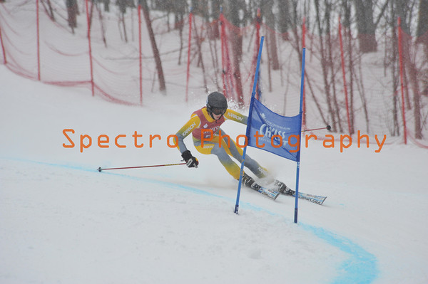 K2 All Stars GS TSC Feb 6th - Boys 2nd Run