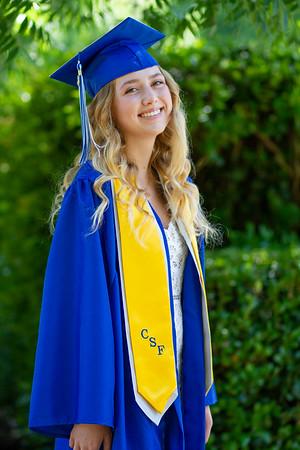 Sweeney, Aly - Acalanes Graduation 6.4.20