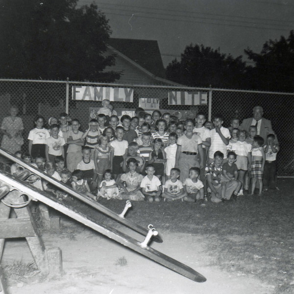 FAMILY NIGHT-HIGHSCHOOL PLAYGROUND NOW BURNET MIDDLE SCHOOL 1961.jpg
