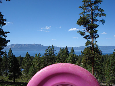 Disc Golf - Zephyr Cove 09-23-2011