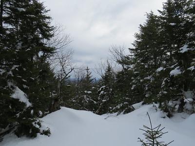 Stewarts Peak, 02 MAR 2013