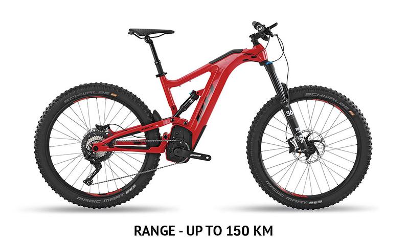 BH Bikes - ER969 ATOM-X CARBON LYNX 6 PRO-S eBike