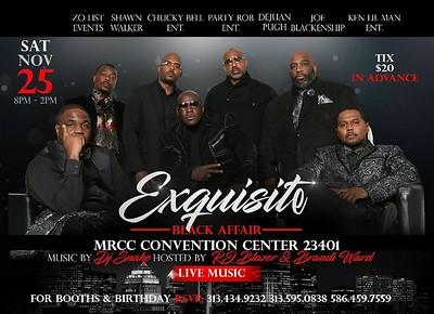 MRCC Convention Center 11-25-17 Saturday