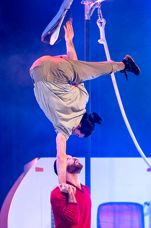 2018-10-19 Cirque en trio - Le Diamant Québec