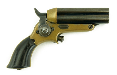 Starr Four Barrell Pepperbox Fifth Model (Collectors Firearms)