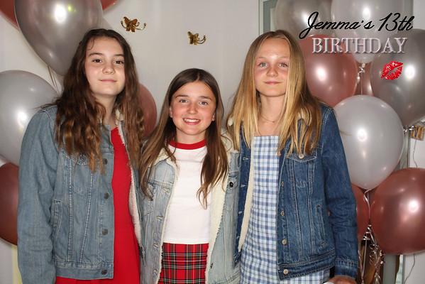 Jemma's 13th Birthday