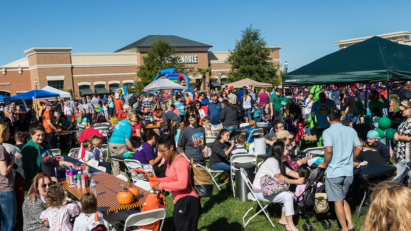 2016 Streets at Indian Lake Pumpkin Patch - October 9, 2016