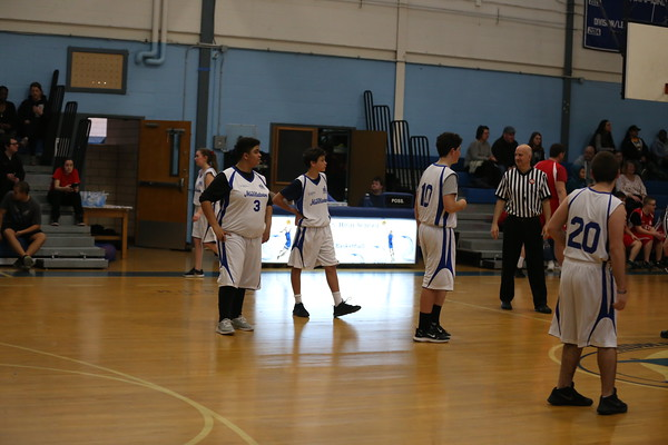 03 03 2020 Rogers vs MHS Unified Bball