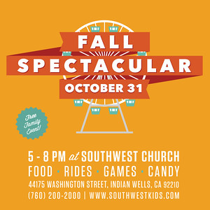 Fall Spectacular 2014