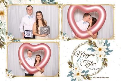 20201124 Megan & Tyler
