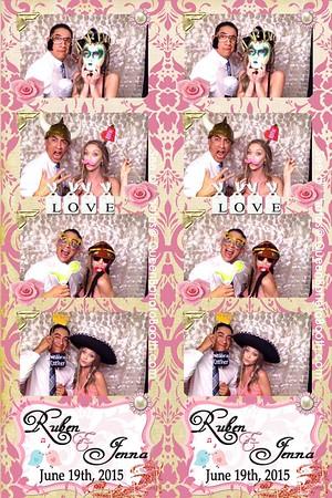 Ruben & Jenna's Wedding