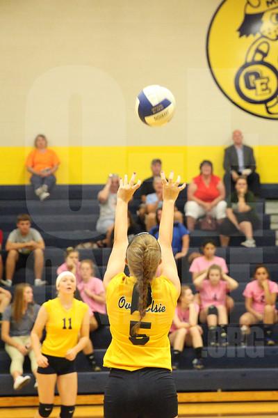 JV Volleyball vs Ithaca 10-4-17