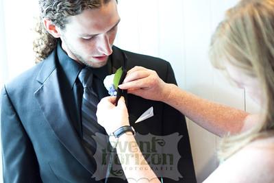 Celeste and Jordan - Wedding