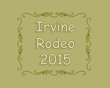 Irvine Rodeo 2015