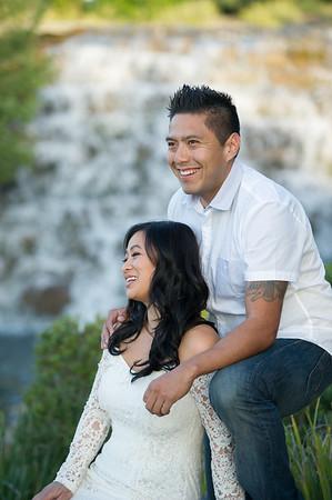 Dianah & Juan Engagement