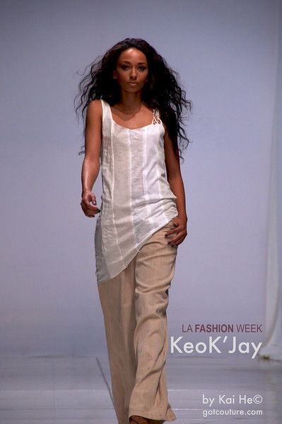 LA Fashion Week 2010: KeoKjay