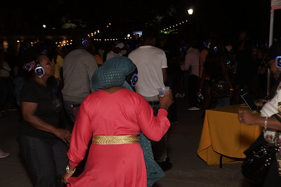 Newark Happening Silent Disco party