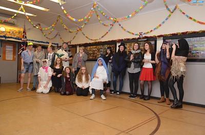 Explorer Christmas Party 2014