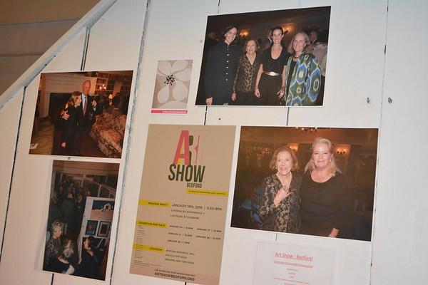 Art Show Bedford 45 Anniversary