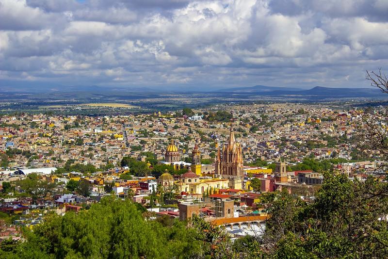 Mexico colonial city