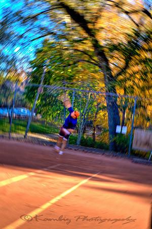 2008 - Frick Park - October