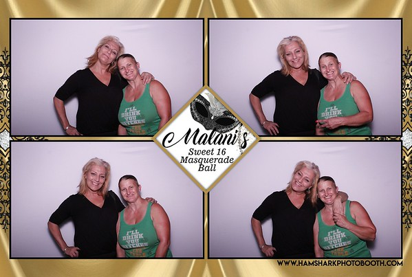 Malani's Sweet 16 Masquerade Ball